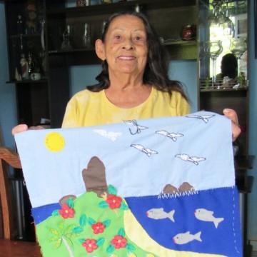 Corpo de Dona Nanete vai ser enterrado nesta quarta-feira (19) em Noronha