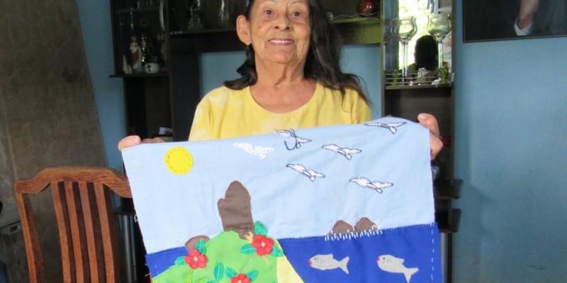 Dona Nanete morreu na última segunda aos 87 anos por falência múltipla de órgãos