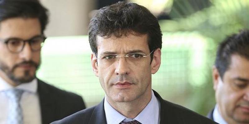 Foi a primeira manifestação do presidente após as prisões de três aliados do ministro do Turismo, Marcelo Álvaro Antônio
