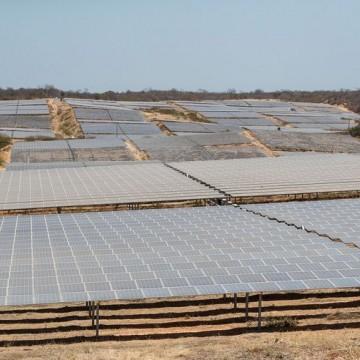 Paraíba inaugura o maior complexo de energia solar do país