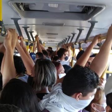 Estudo confirma que ônibus é o ambiente de maior contaminação da covid-19