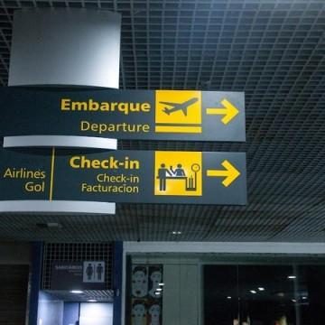 Aeroporto dos Guararapes tem alta de 11% no movimento durante o mês de junho