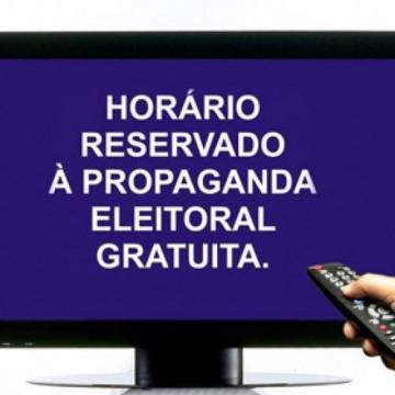 Propaganda eleitoral no rádio e TV só pode ser feita até hoje (27)
