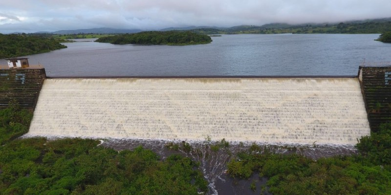 Com volume de chuva acima da média esperada para o mês de maio no Grande Recife, os reservatórios tiveram recuperação do nível do manancial