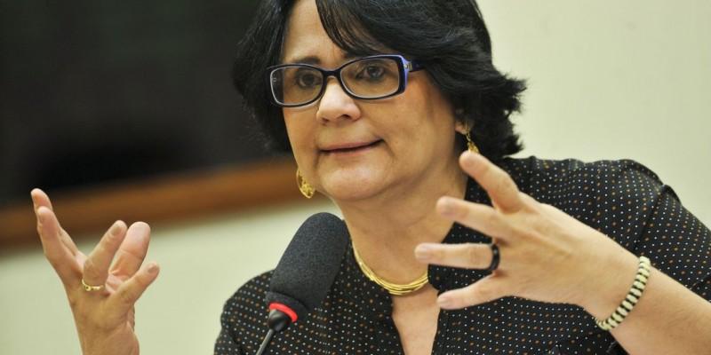 Ministra pede que o caso seja investigado pela Polícia Federal