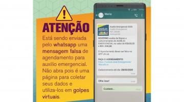 Polícia Federal faz alerta para novo golpe nas redes sociais