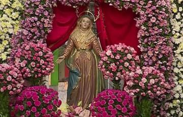 Festa de Nossa Senhora das Dores acontece entre os dias 6 e 15 de setembro