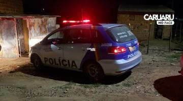 Homem é morto a tiros no sítio Campo Novo de Baixo em Caruaru