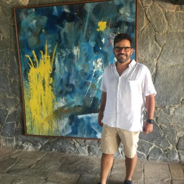 Entrevista |  Gabriel Petribú, artista plástico