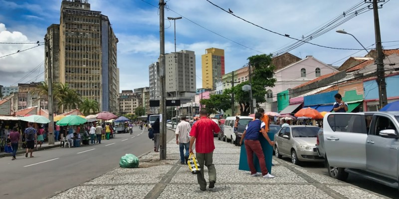A interdição vai do cruzamento com a Avenida Nossa Senhora do Carmo até a Rua Tobias Barreto