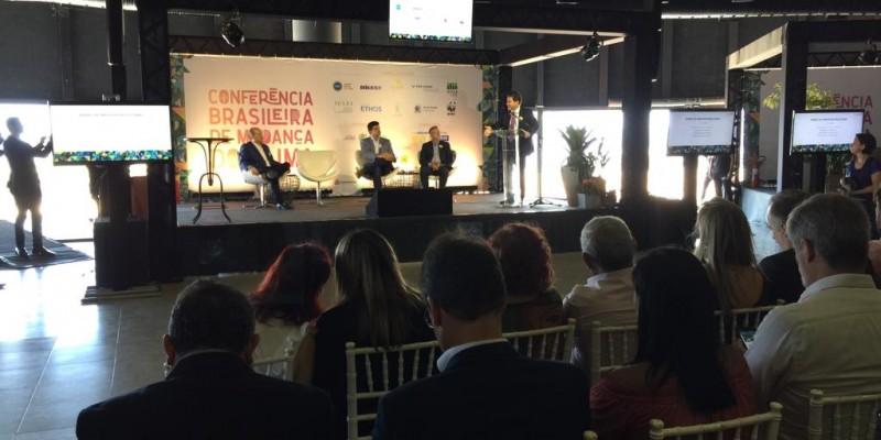 As explanações ocorrem durante a Conferência Brasileira de Mudança de Clima que ocorre até esta sexta no Recife