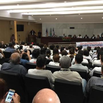 Audiência pública na Alepe discute privatização do Serpro e Dataprev