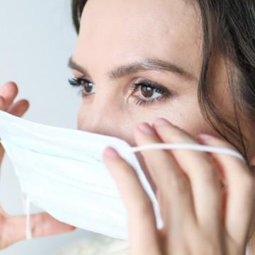 PCR e estado passam a recomendar uso de máscaras