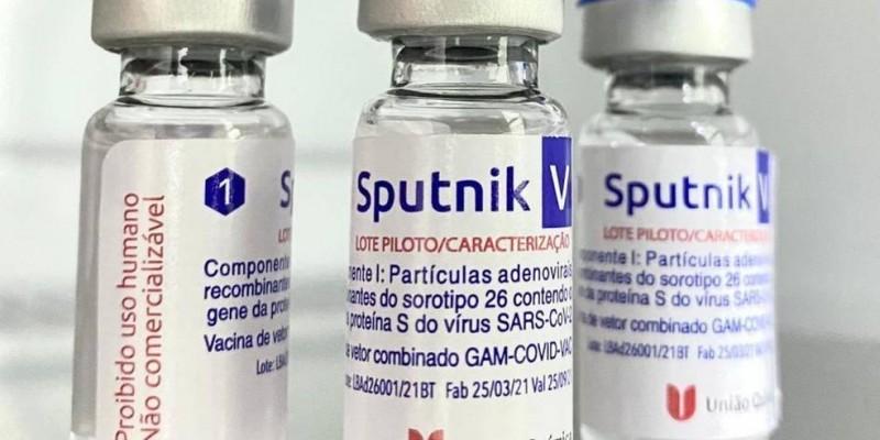 A remessa que o estado vai receber faz parte do primeiro lote do imunizante com 1 milhão e 145 mil doses que vai entrar no Brasil