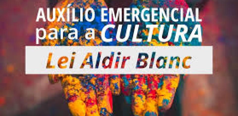 Cadastro cultural Lei Aldir Blanc se encerra nesta 2ª