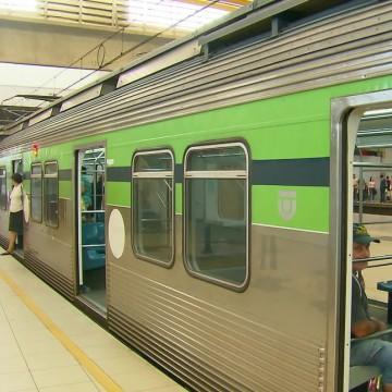 Metrô do Recife aumenta circulação de trens na próxima terça (22)