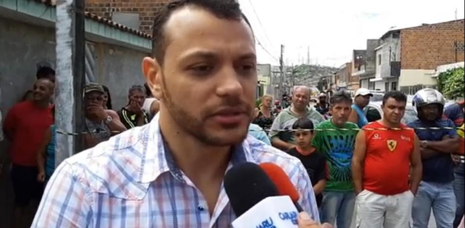 Delegado é morto ao tentar cumprir mandado de prisão em Jataúba