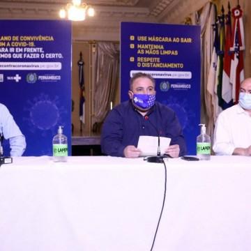 Governo de Pernambuco apresenta balanço dos seis meses de pandemia do novo coronavírus