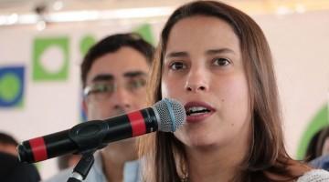 Raquel Lyra fala sobre as ações de combate à pandemia e diz pensar com cautela sobre o São João