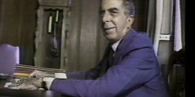 Ele foi um dos articuladores da campanha de Tancredo Neves à Presidência da República em 1984