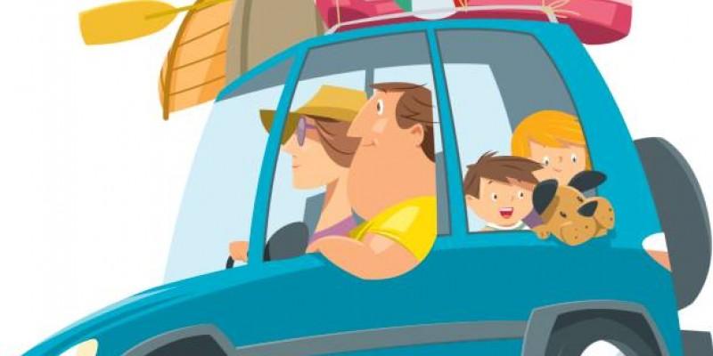 Antes de viajar é preciso averiguar se está tudo certo com a casa e o carro