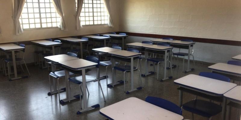Nesta quarta-feira (30), os docentes realizam assembleia para decidir se decretam greve. A categoria está em estado de greve desde a última quinta-feira (24)