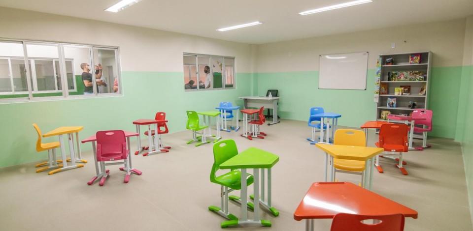 Matrículas para crianças entre 4 e 5 anos em novas creches são abertas em Caruaru