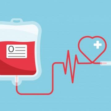 Hemope necessita de doação de todos os tipos de sangue