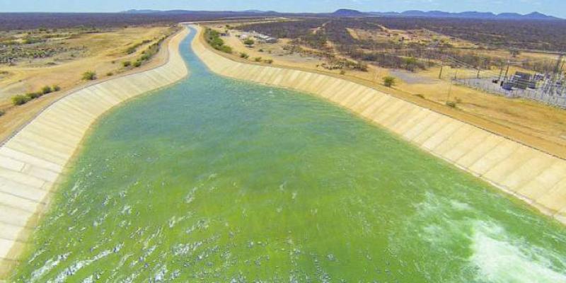 O investimento, de R$ 60 milhões vindos do Governo Federal para a obra, vai levar a água do canal até as comunidades