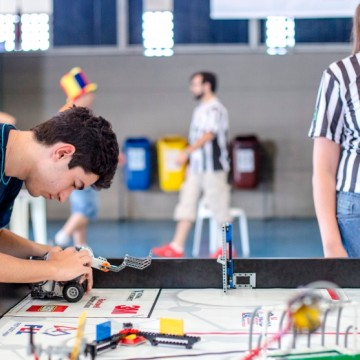 Torneio de Robótica incentiva inovações para conter problemas das cidades