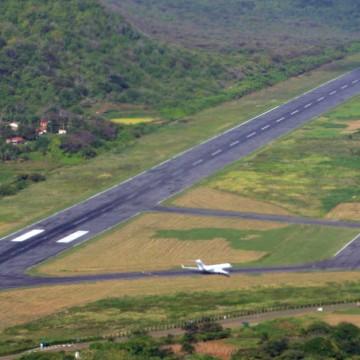 Os aeródromos de Caruaru, Serra Talhada e Fernando de Noronha irão passar por manutenção