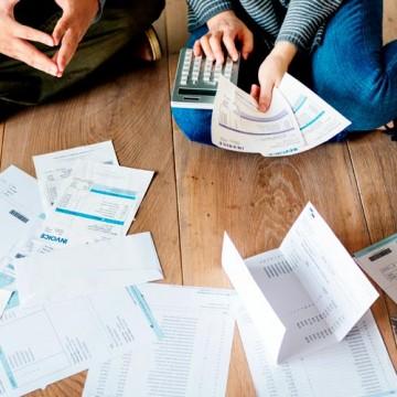 Saiba como priorizar as despesas iniciais do ano