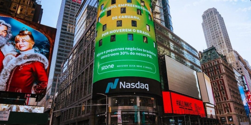 Times Square homenageou a terra do forró