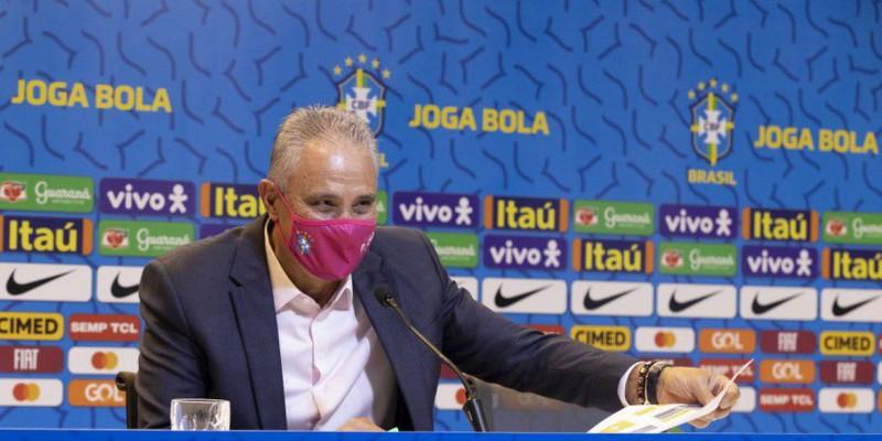 Novidade na lista é o zagueiro Lucas Veríssimo, do Benfica (POT)