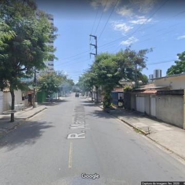 Emlurb realiza reparo na rede de drenagem na Zona Norte do Recife