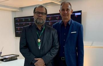 Caruaru se torna a primeira cidade do Nordeste a contar com o Command Center MV