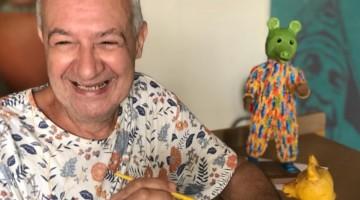 Morre artista plástico Lammeck Cunha