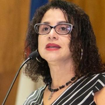 Luciana  Santos defende unidade partidária visando as eleições do próximo ano