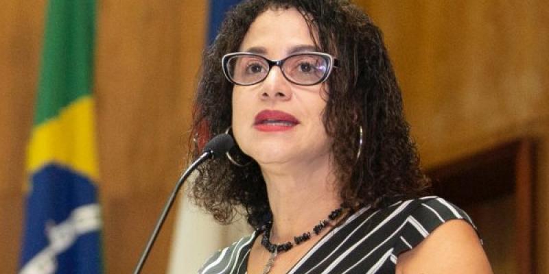 A vice governadora não descarta a possiblidade de disputar as eleições em 2022