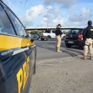 PRF registra 18 acidentes e 25 pessoas feridas no último fim de semana