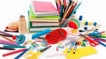 Lei determina a antecipação da lista de materiais escolares