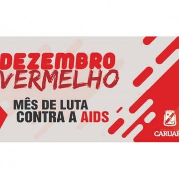 Secretaria de Saúde de Caruaru promove atividades em alusão ao Dezembro Vermelho