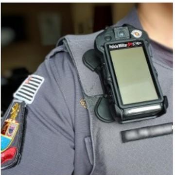 Policiais Militares de Pernambuco vão ter câmeras no fardamento