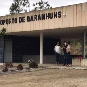 Aeroporto de Garanhuns recebe do Governo Estadual autoriza de requalificação