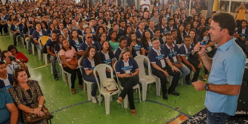 O Jaboatão Prepara foi um dos sete vencedores da premiação de 2020 por excelência em Gestão Pública
