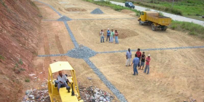 Este ano já são 20 aterros com licença de operação e 109 cidades fazendo a gestão dos resíduos sólidos de forma adequada