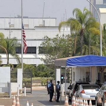 Embaixada dos EUA cancela entrevistas para obtenção de visto no Brasil