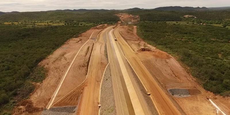 As obras receberam investimentos no valor de R$ 591 milhões, ao longo do ano