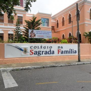 Colégio da Sagrada Família continuará como local de votação nas Eleições 2020