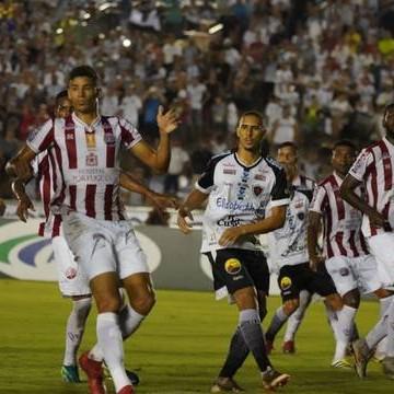 Náutico recebe Botafogo/PB precisando se recuperar na Série C